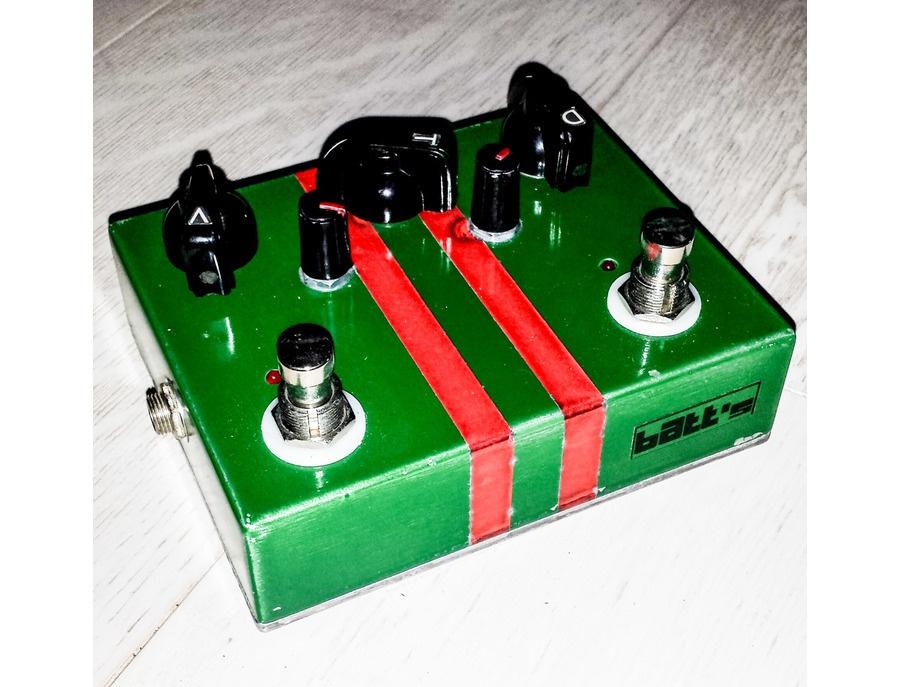 Batt's FX - Experimental Boost'n'fuzz