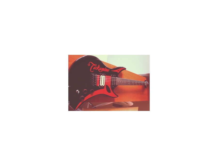 The Takamine Solid Body Series