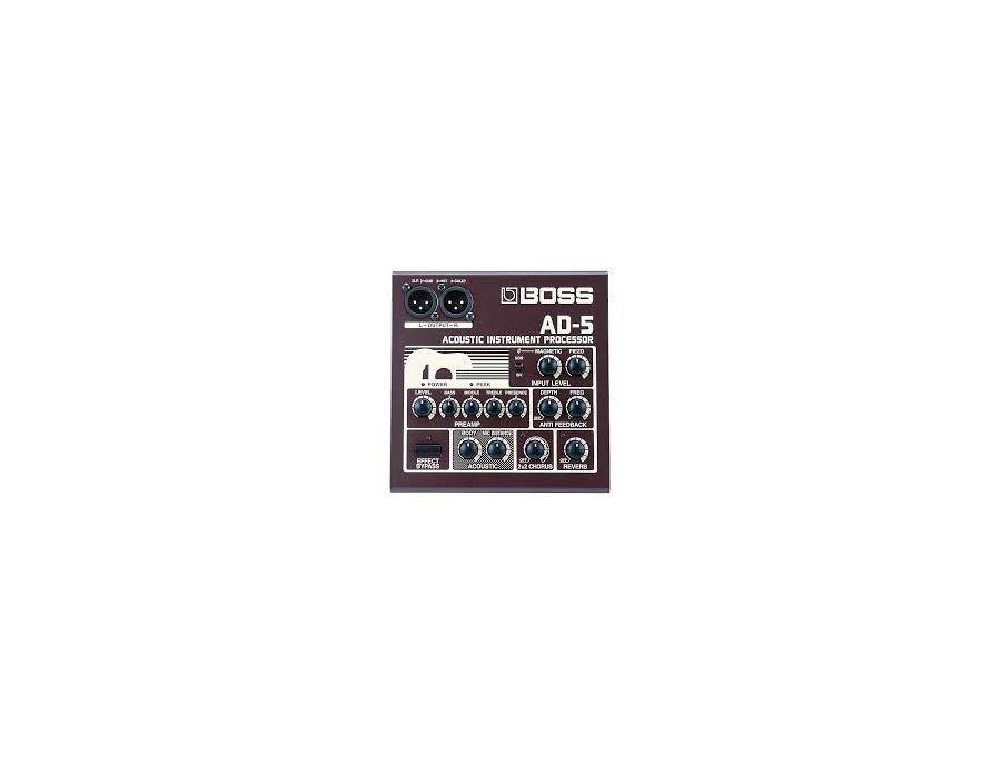 Boss AD-5 Acoustic Guitar Processor