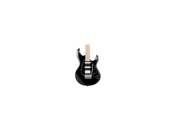 Sterling by Music Man Sub Silo3 Electric Guitar Black