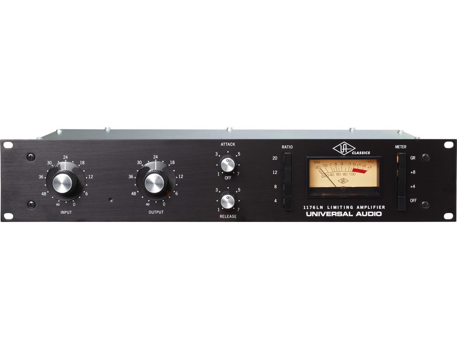 Universal audio urei 1176 ln peak limiter xl