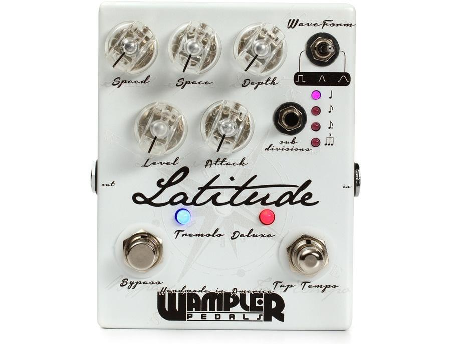 Wampler Latitude Tremolo Deluxe