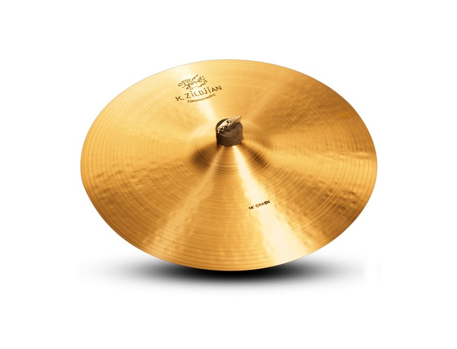 "Zildjian 18"" K Constantinople Crash"