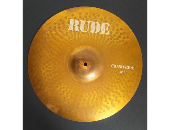 "Paiste 16"" Rude Crash/Ride"