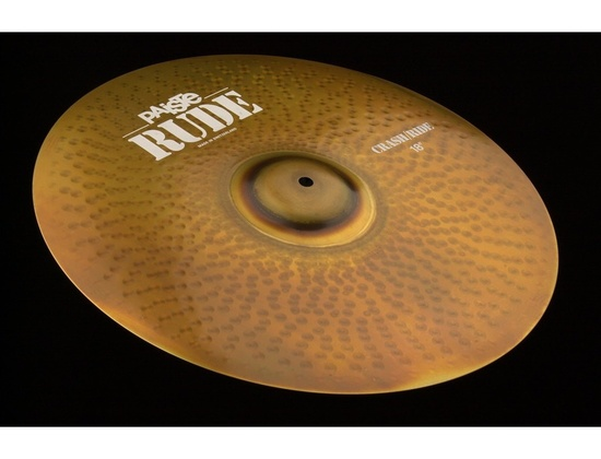 "Paiste 18"" Rude Crash/Ride"