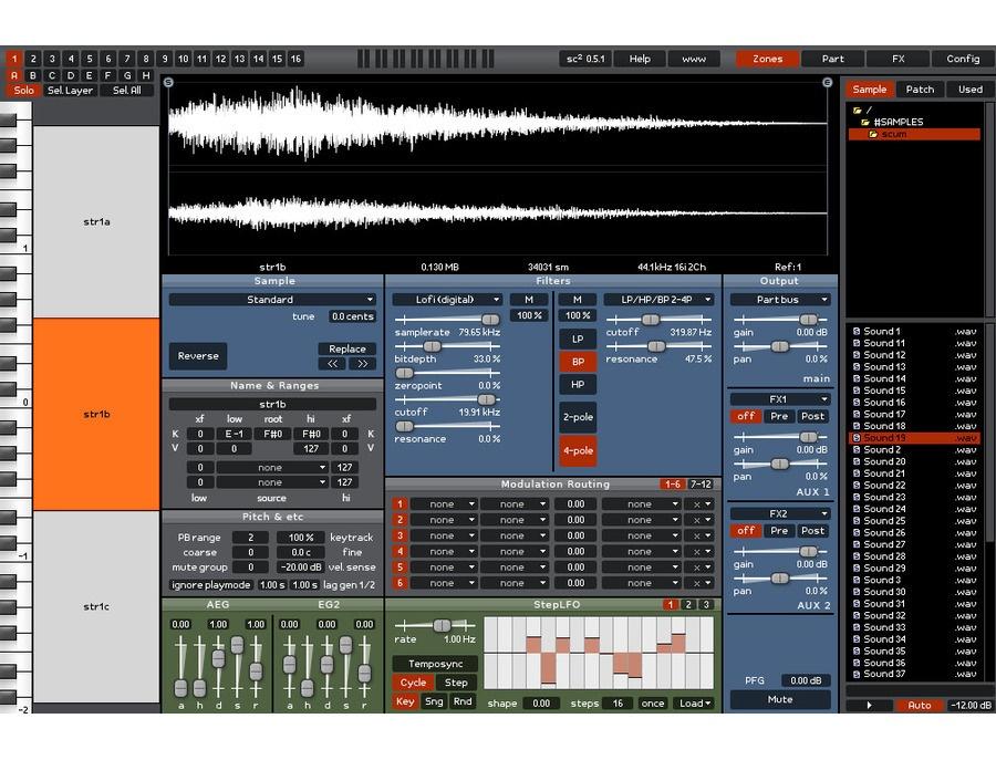 vember audio shortcircuit