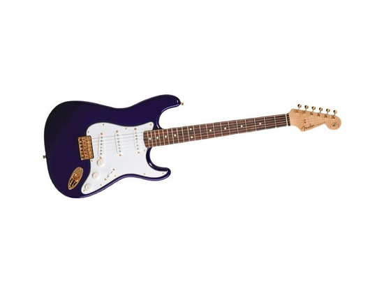 robert cray signature stratocaster blue reviews prices equipboard. Black Bedroom Furniture Sets. Home Design Ideas