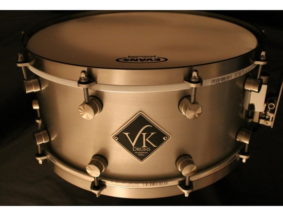 VK Drums 14x6.5 Aluminium Snare Drum