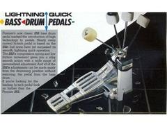 Premier 252 single bass drum pedal s