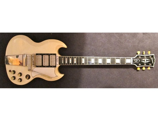 Gibson '63 SG Custom Reissue Electric Guitar