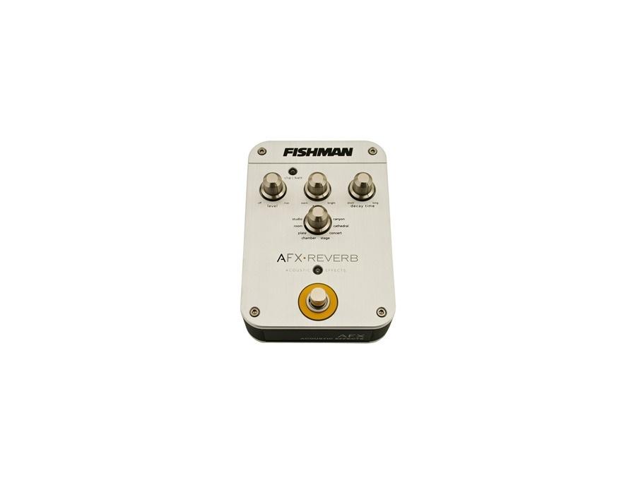 Fishman AFX Reverb Acoustic Effects Pedal