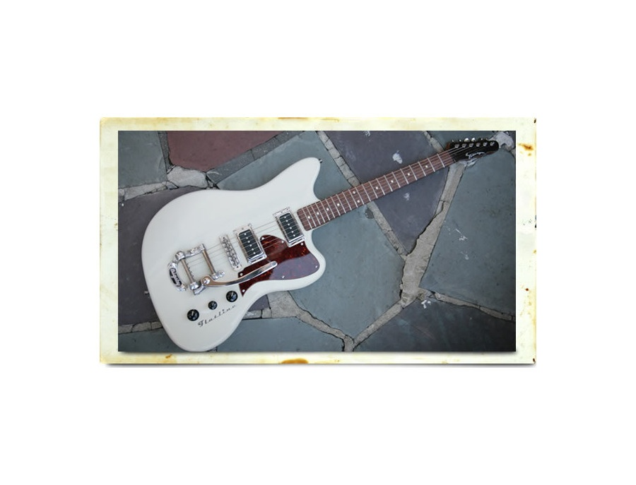 Flatline Biscayne Electric Guitar