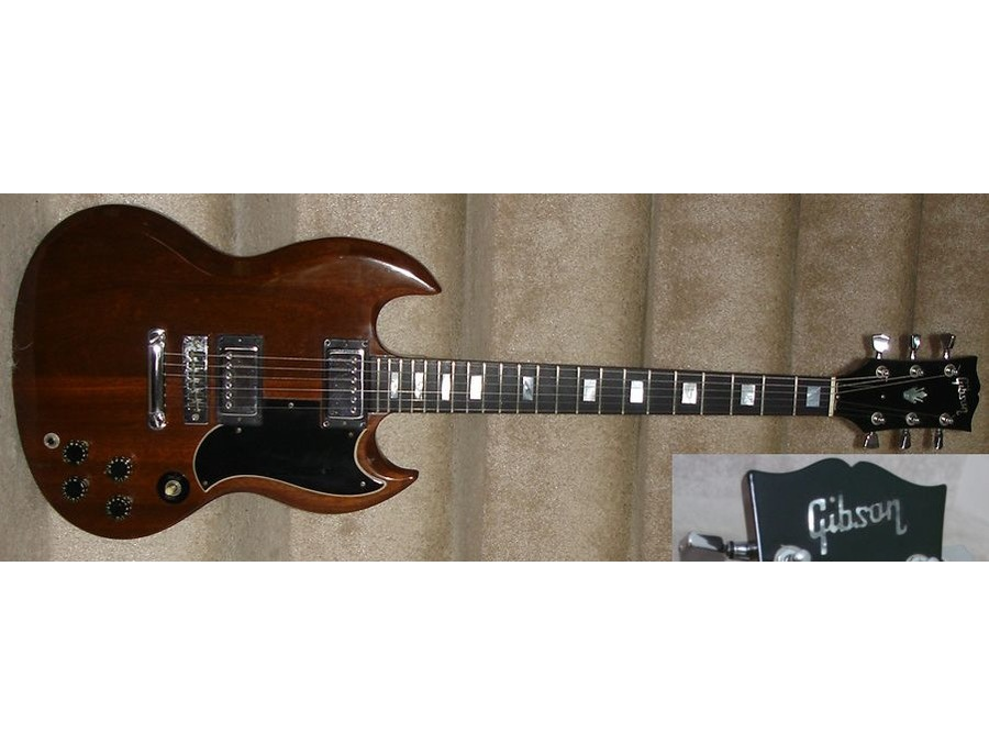 Gibson '74 SG Electric Guitar