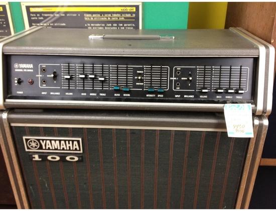 Yamaha PE-200A Preamp Head