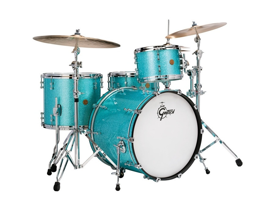 Gretsch USA Custom Turquoise Sparkle
