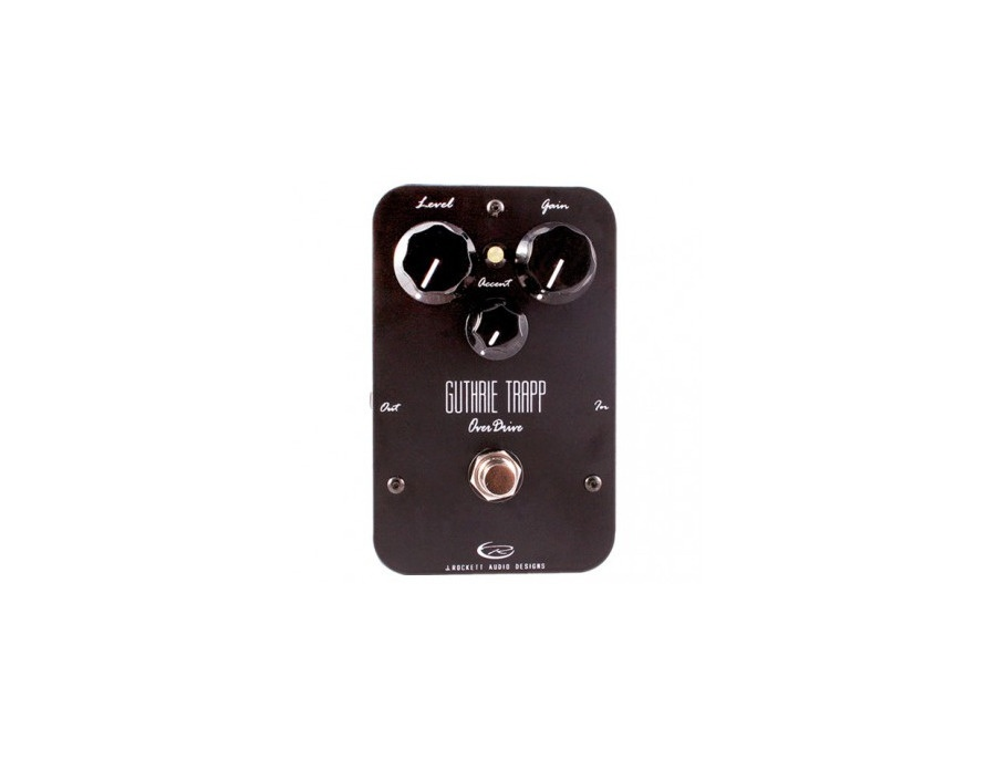 J. Rockett Audio Designs Guthrie Trapp Overdrive Pedal