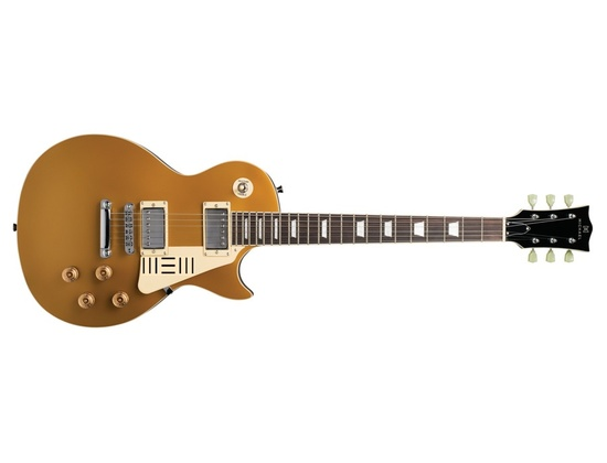 Michael Les Paul Goldtop Custom Made Electric Guitar
