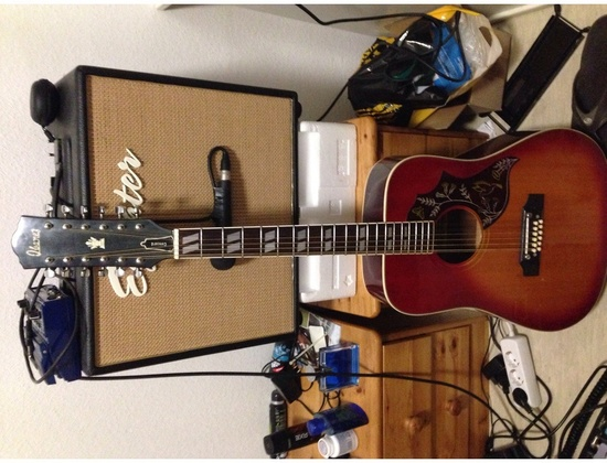 1978 Ibanez concorde  684 12 strings