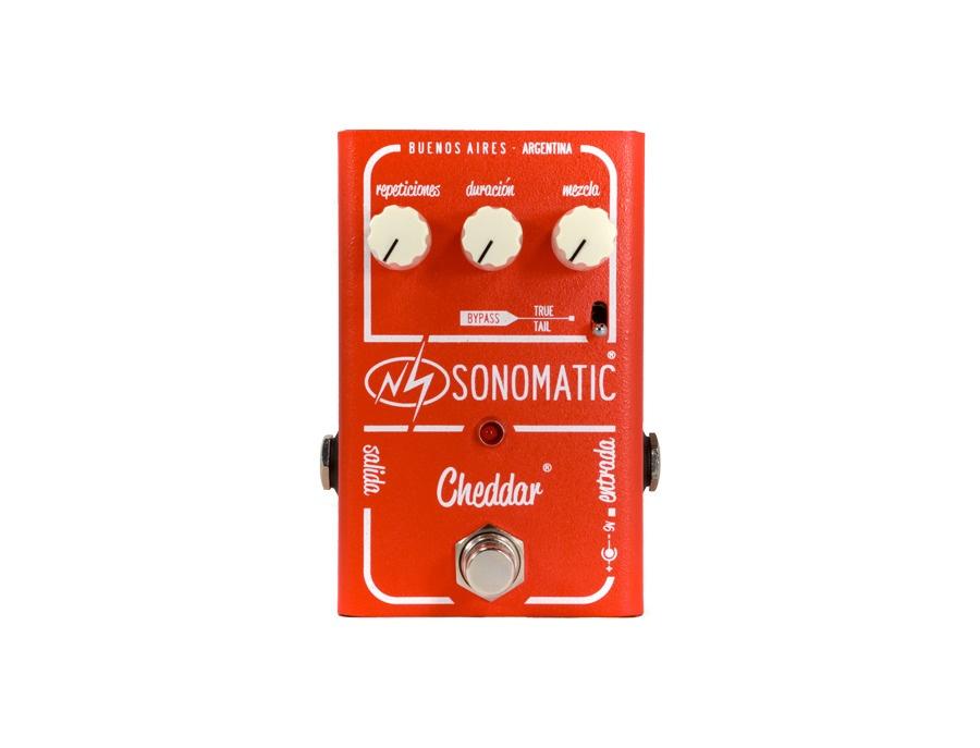 Sonomatic Cheddar delay