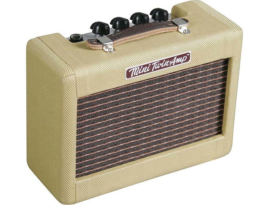 Fender 57 mini twin xl