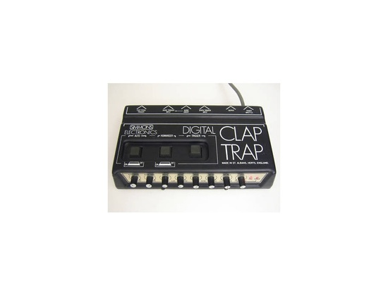 Clap Trap drum machine