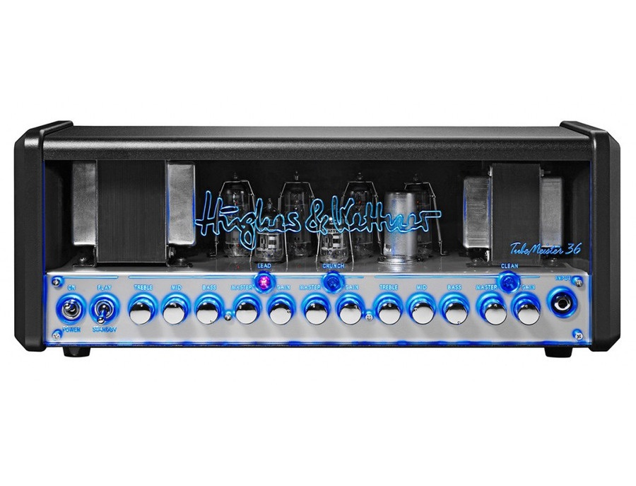 Hughes and Kettner tubemeister 36