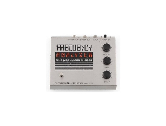 Electro Harmonix EH-5000 Frequency Analyzer Ring Modulator