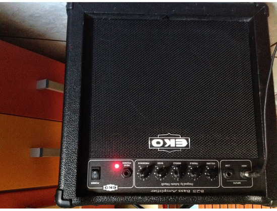 Eko B25 Bass Amplifier