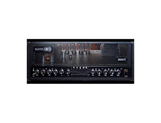 Sunn 300T Amplifier Head