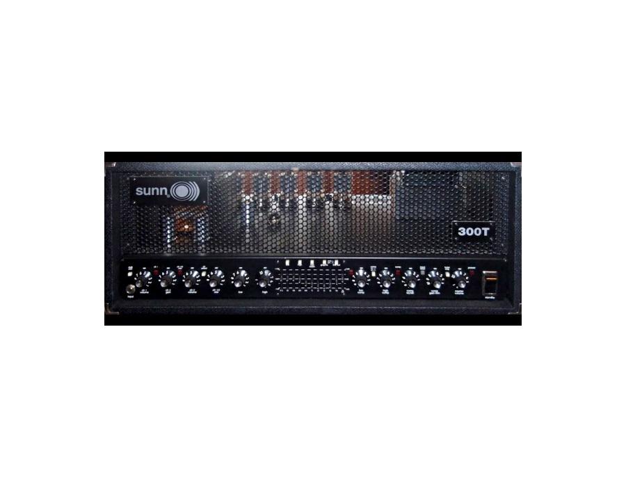 Sunn 300T Amplifier Head