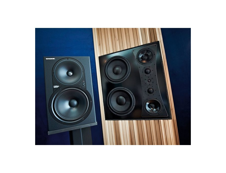 Mischa Jacobi Custom Studio Monitors