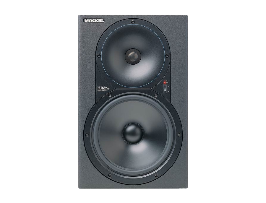 mackie hr824 studio monitor reviews prices equipboard. Black Bedroom Furniture Sets. Home Design Ideas