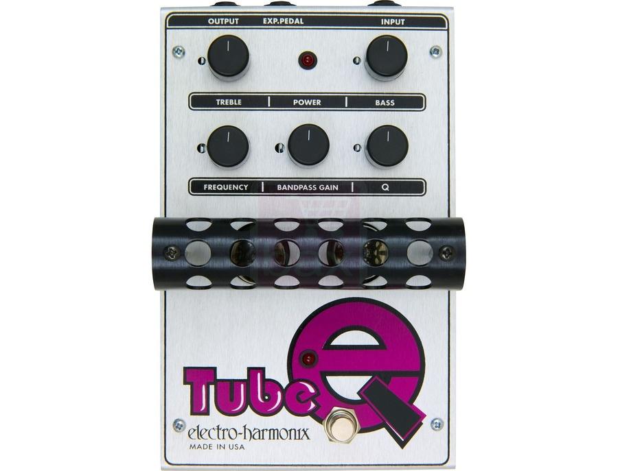 Electro Harmonix Tube EQ Effect Pedal