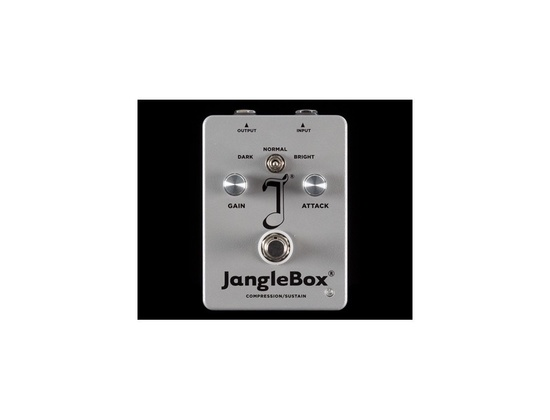 Janglebox Compression/Sustain (Silver)