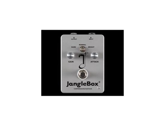 Janglebox Compression/Sustain (Silver)