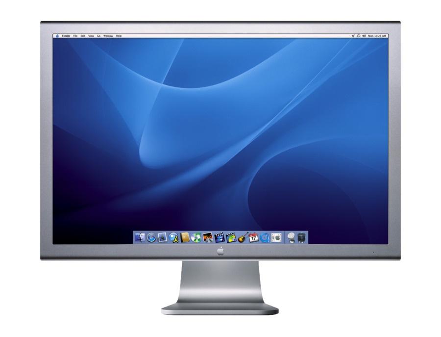 Apple 23 Inch Cinema HD Display (Old Model)