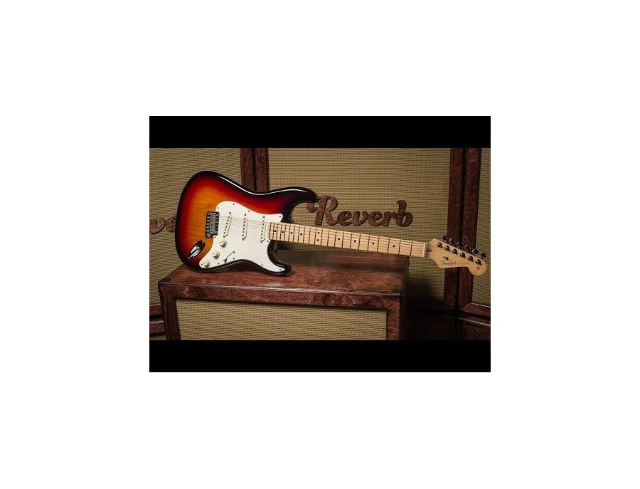2001 Fender American Series Stratocaster