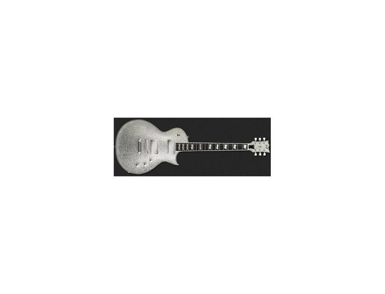 ESP Eclipse 2 Silver Sparkle