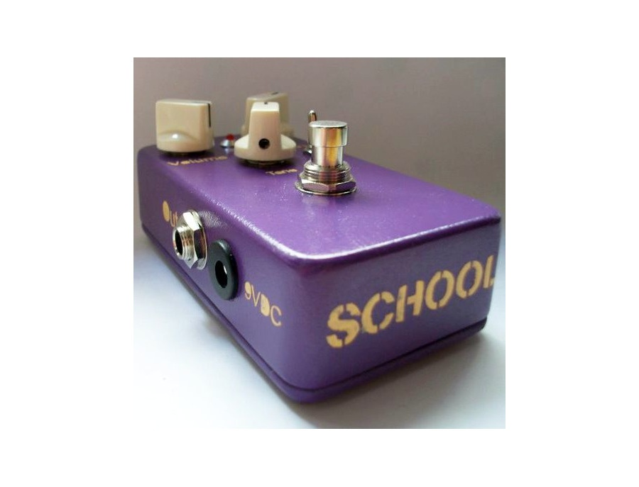 Blue Pedals School - Classic 70's Distortion/Fuzz