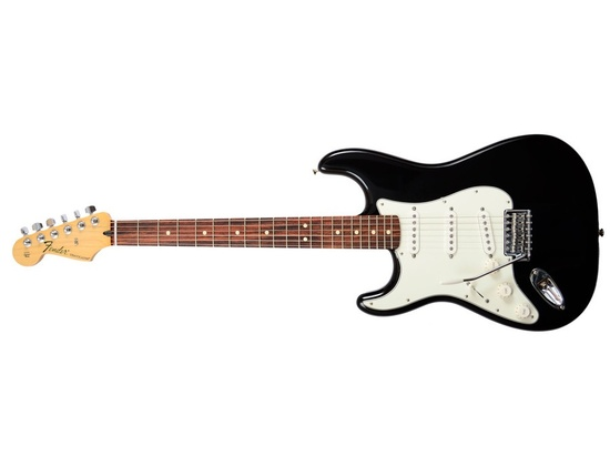 Fender Left Handed Stratocaster Black
