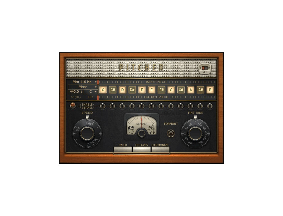 Image-Line Pitcher