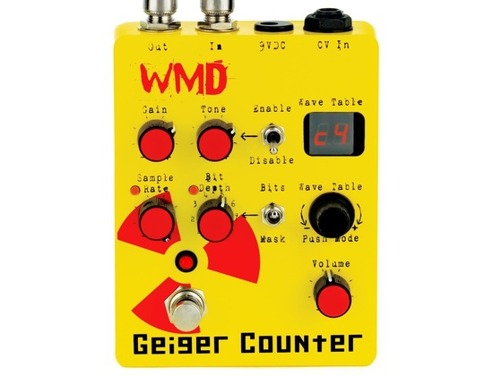 WMD Geiger Counter