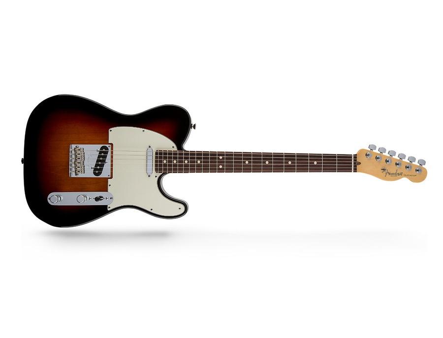 Fender American Standard Telecaster: 3-Color Sunburst