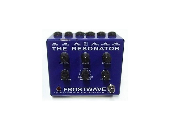 Frostwave The Resonator