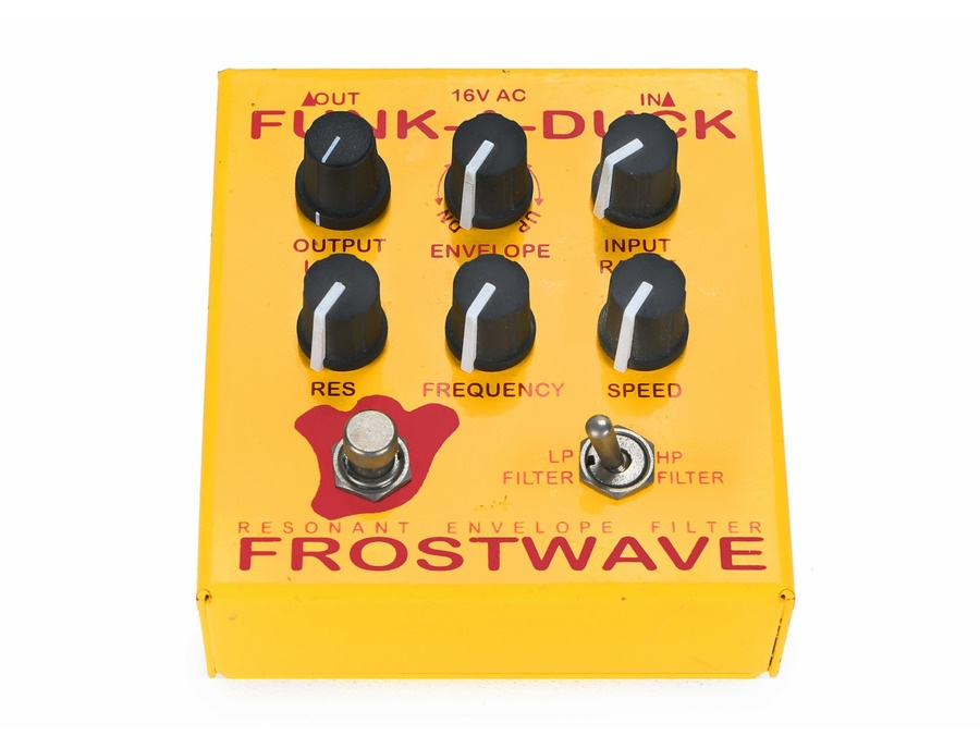 Frostwave Funk a Duck