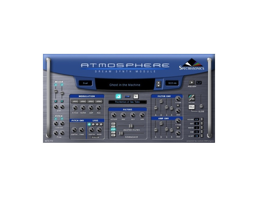 Spectrasonics Atmosphere Dream Synth Module