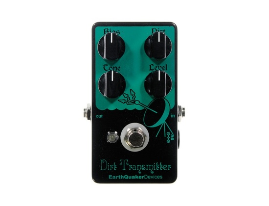 Earthquaker Devices Dirt Transmitter Fuzz Pedal
