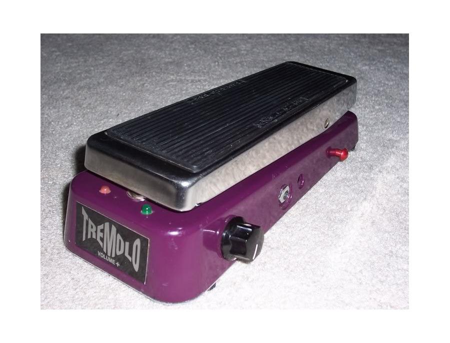 Dunlop TVP-1 Tremolo Volume Pedal