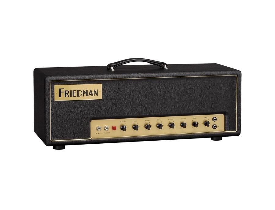 Friedman Small Box 50W 2-Channel Tube Guitar Amp Head