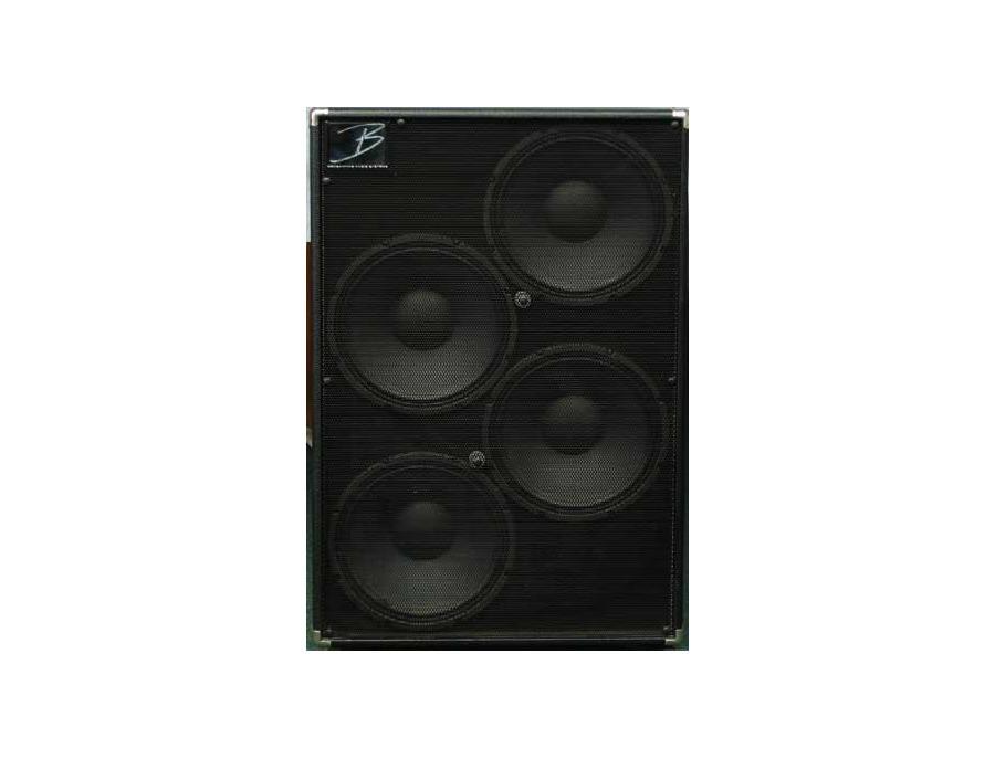 Bergantino NV412 Bass Cabinet